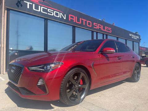 2019 Genesis G70 for sale at Tucson Auto Sales in Tucson AZ