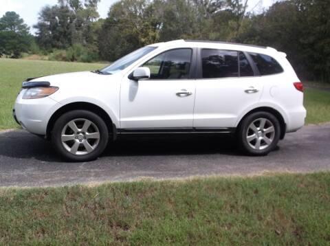 2008 Hyundai Santa Fe for sale at Smith Auto Finance LLC in Grand Saline TX