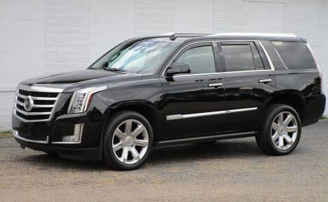2015 Cadillac Escalade for sale at Kohmann Motors & Mowers in Minerva OH