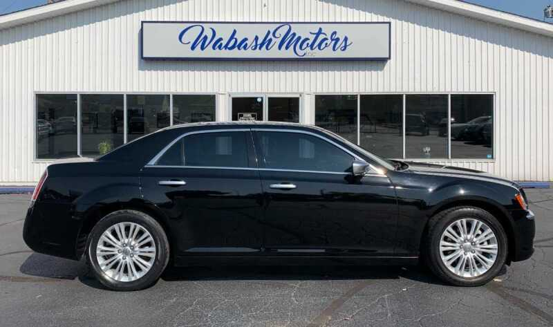 2014 Chrysler 300 for sale at Wabash Motors in Terre Haute IN