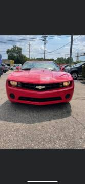 2011 Chevrolet Camaro for sale at R&R Car Company in Mount Clemens MI
