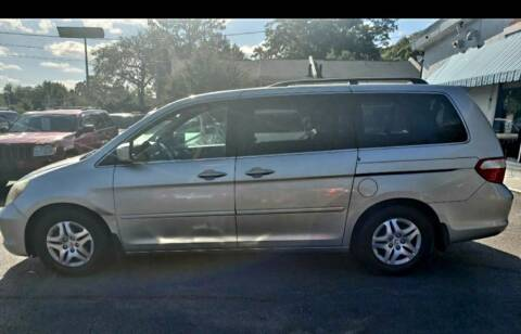 2008 Honda Odyssey for sale at Dad's Auto Sales in Newport News VA