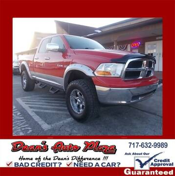2010 Dodge Ram Pickup 1500 for sale at Dean's Auto Plaza in Hanover PA
