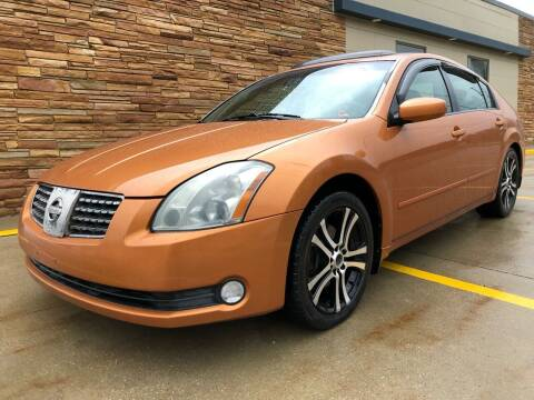 2004 Nissan Maxima for sale at Prime Auto Sales in Uniontown OH