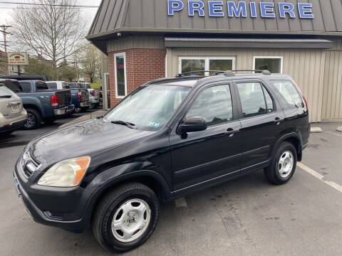 2003 Honda CR-V for sale at Premiere Auto Sales in Washington PA