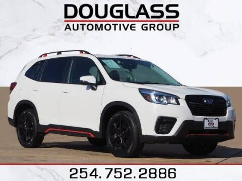 2019 Subaru Forester for sale at Douglass Automotive Group in Central Texas TX