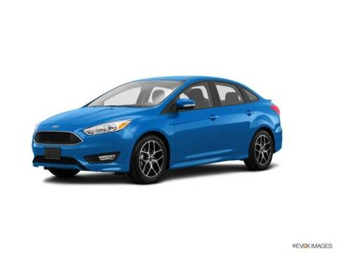2016 Ford Focus for sale at Ken Wilson Ford in Canton NC