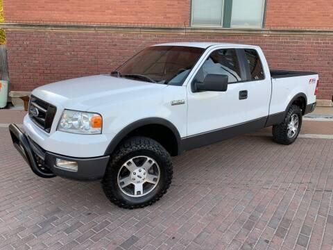 2005 Ford F-150 for sale at Euroasian Auto Inc in Wichita KS
