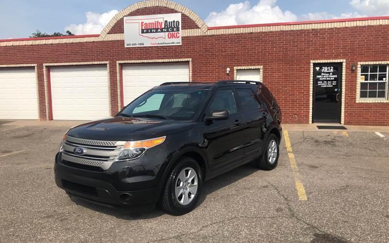 2014 Ford Explorer for sale at Family Auto Finance OKC LLC in Oklahoma City OK