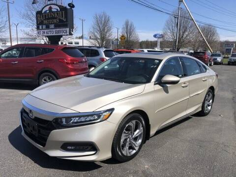 2018 Honda Accord for sale at BATTENKILL MOTORS in Greenwich NY
