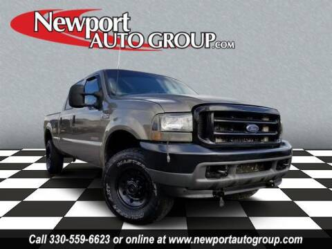 2003 Ford F-250 Super Duty for sale at Newport Auto Group in Austintown OH