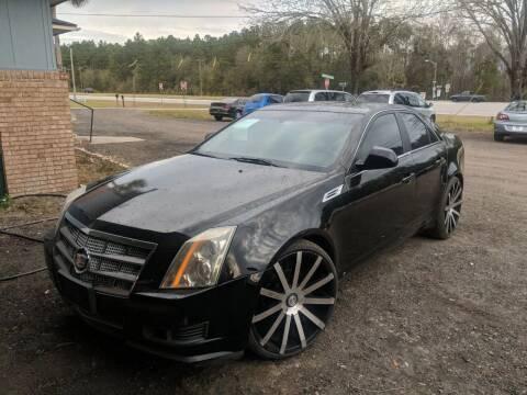 2008 Cadillac CTS for sale at Ebert Auto Sales in Valdosta GA