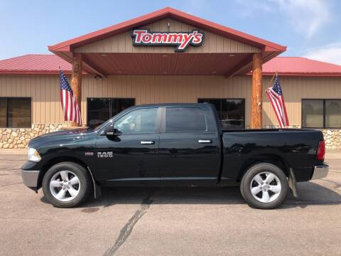 2016 RAM Ram Pickup 1500 for sale at Tommy's Car Lot in Chadron NE