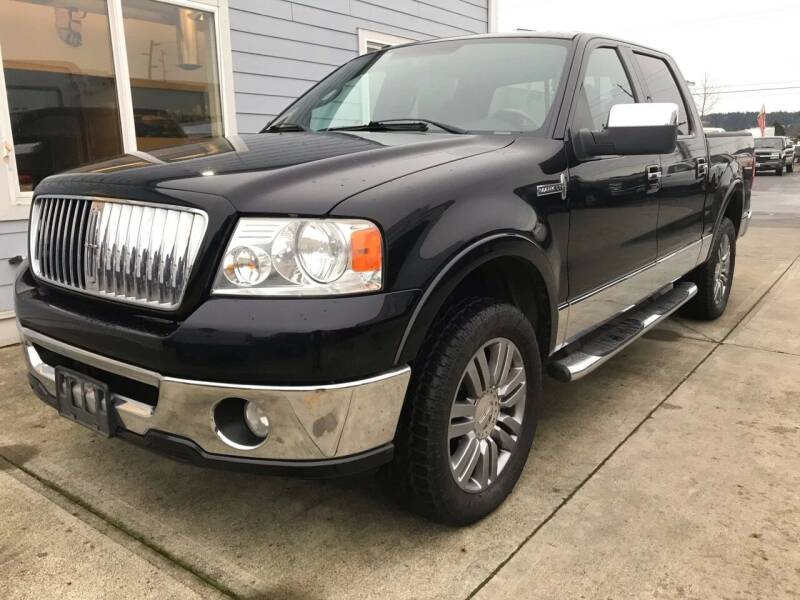2006 Lincoln Mark LT for sale at EPM in Auburn WA