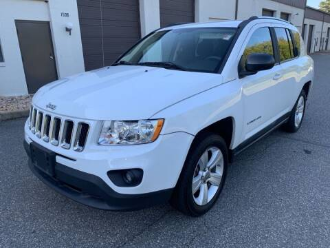 2012 Jeep Compass for sale at Auto Land Inc in Fredericksburg VA