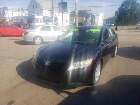 2008 Toyota Camry for sale at TC Auto Repair and Sales Inc in Abington MA