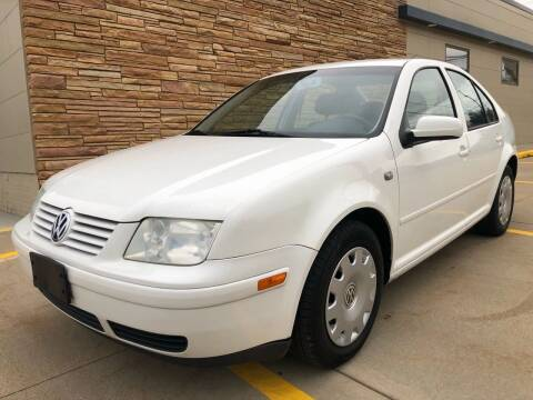 2001 Volkswagen Jetta for sale at Prime Auto Sales in Uniontown OH