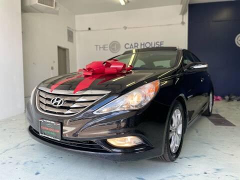 2013 Hyundai Sonata for sale at The Car House of Garfield in Garfield NJ