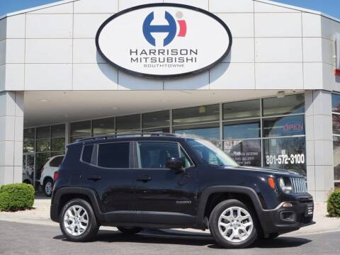 2015 Jeep Renegade for sale at Harrison Imports in Sandy UT