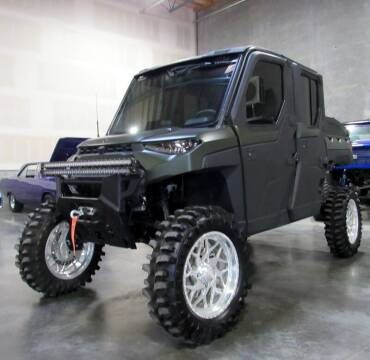 2020 Polaris Ranger Northstar edition for sale at Platinum Motors in Portland OR