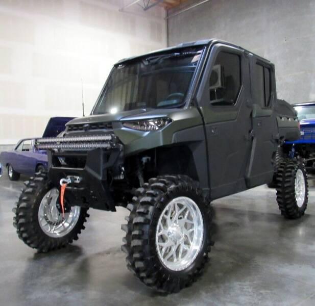 2020 Polaris Ranger Northstar edition for sale at Platinum Motors in Portland OR