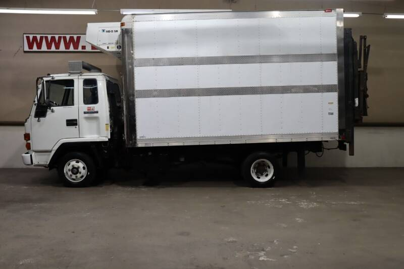 1998 GMC W5500 for sale at Dean Motor Cars Inc in Houston TX