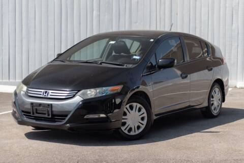2011 Honda Insight for sale at Private Club Motors in Houston TX
