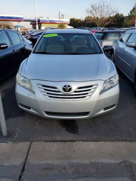2007 Toyota Camry for sale at Thomas Auto Sales in Manteca CA
