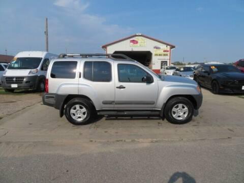 2006 Nissan Xterra for sale at Jefferson St Motors in Waterloo IA