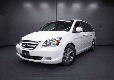 2007 Honda Odyssey for sale at TOPLINE AUTO GROUP in Kent WA