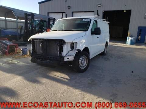 2020 Nissan NV Cargo for sale at East Coast Auto Source Inc. in Bedford VA