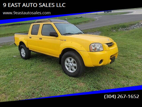 2004 Nissan Frontier for sale at 9 EAST AUTO SALES LLC in Martinsburg WV