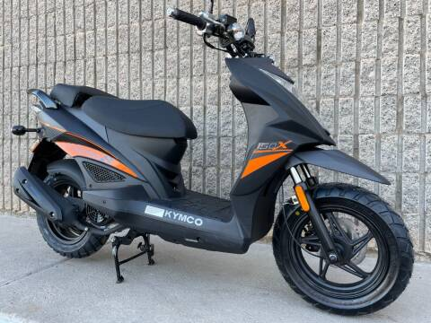 2021 Kymco Super 8 150X for sale at Chandler Powersports in Chandler AZ
