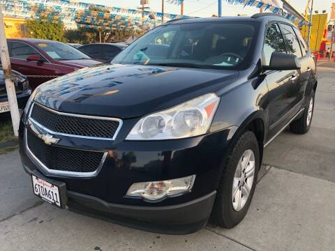2011 Chevrolet Traverse for sale at Plaza Auto Sales in Los Angeles CA