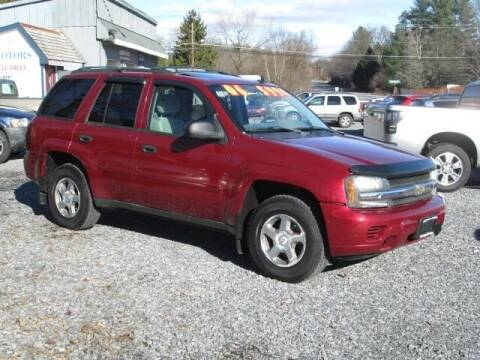 2006 Chevrolet TrailBlazer for sale at Saratoga Motors in Gansevoort NY
