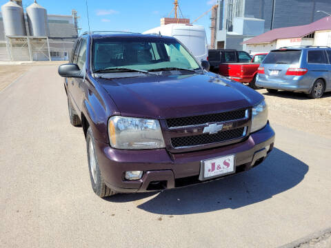 2009 Chevrolet TrailBlazer for sale at J & S Auto Sales in Thompson ND