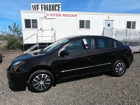 2011 Nissan Sentra for sale at Kiefer Nissan Budget Lot in Albany OR