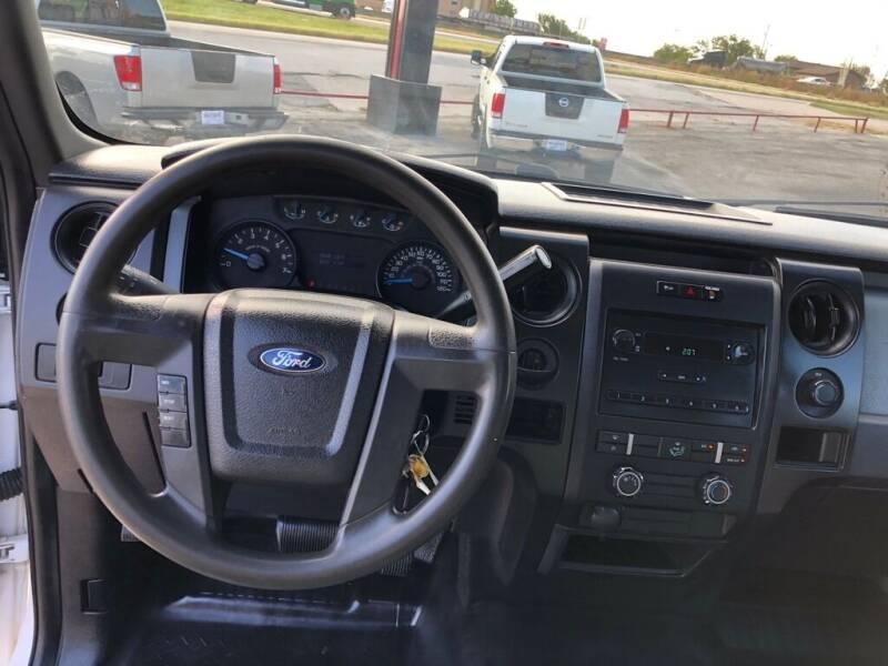 2014 Ford F-150 SUPER CAB - Decatur TX