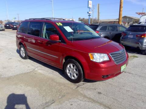 2010 Chrysler Town and Country for sale at Regency Motors Inc in Davenport IA