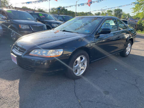 2000 Honda Accord for sale at Riverside Wholesalers 2 in Paterson NJ