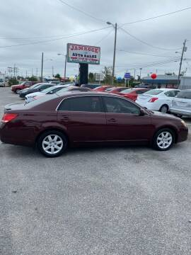 2006 Toyota Avalon for sale at Jamrock Auto Sales of Panama City in Panama City FL
