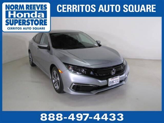 2019 Honda Civic for sale in Cerritos, CA