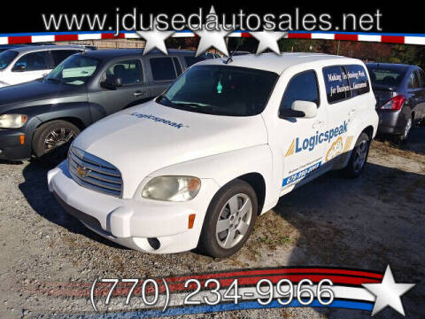 2010 Chevrolet HHR for sale at J D USED AUTO SALES INC in Doraville GA