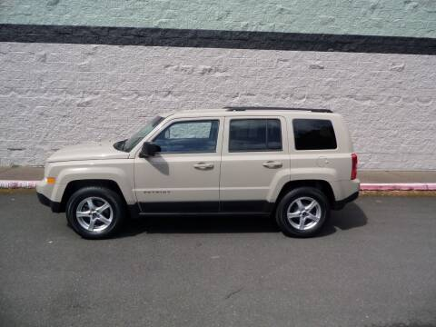 2017 Jeep Patriot for sale at Al Hutchinson Auto Center in Corvallis OR