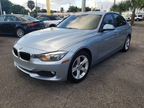 2014 BMW 3 Series for sale at Bargain Auto Sales in West Palm Beach FL