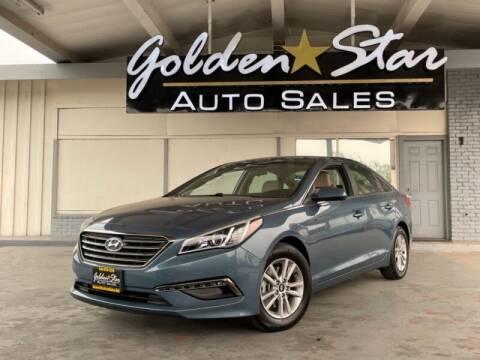 2015 Hyundai Sonata for sale at Golden Star Auto Sales in Sacramento CA