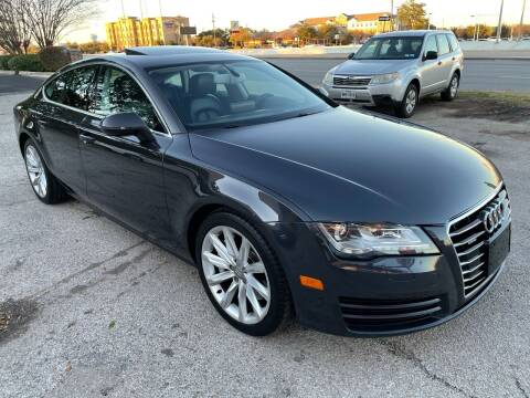 2012 Audi A7 for sale at Austin Direct Auto Sales in Austin TX