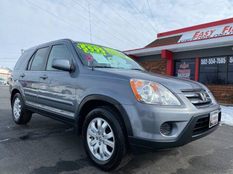 2005 Honda CR-V for sale at Premium Motors in Louisville KY