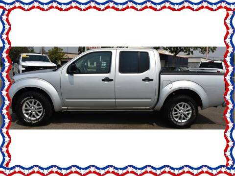 2015 Nissan Frontier for sale at American Auto Depot in Modesto CA