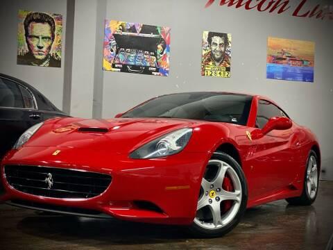 2013 Ferrari California for sale at FALCON AUTO BROKERS LLC in Orlando FL
